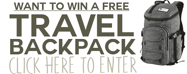 06/20/2018 – Win a FREE Safeco Insurance Travel Backpack