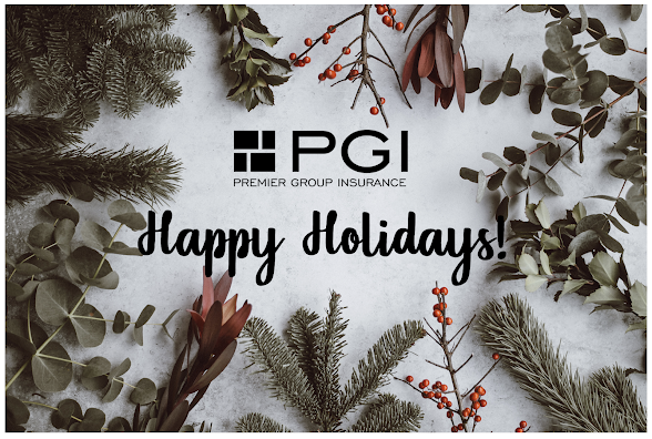 12/22/2020 - PGI Holiday Office Closures