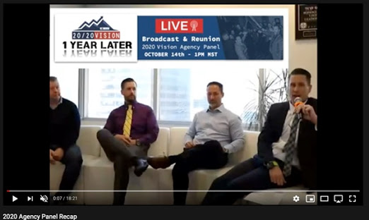 2/8/2021 - 🎥🔔🎬NEW VIDEO ALERT - Did you miss out on one of the most informative live webinars of 2020? View the recap here!
