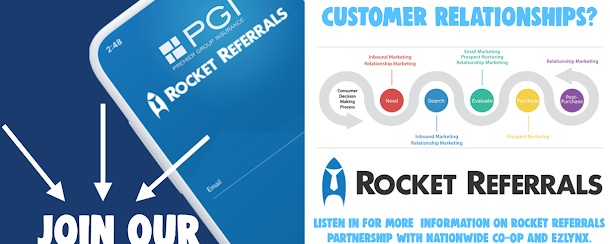 2/25/2021 – 🚀Interested in AUTOMATICALLY improving customers relationships? Join us for a Rocket Referrals/PGI Webinar!